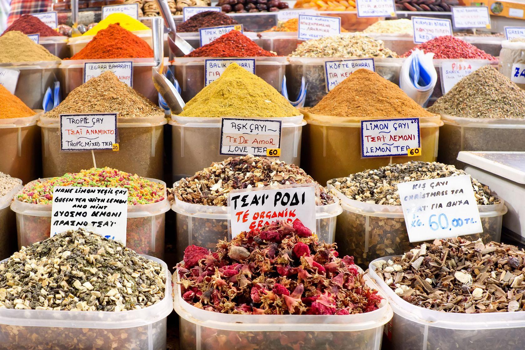 spice market turska