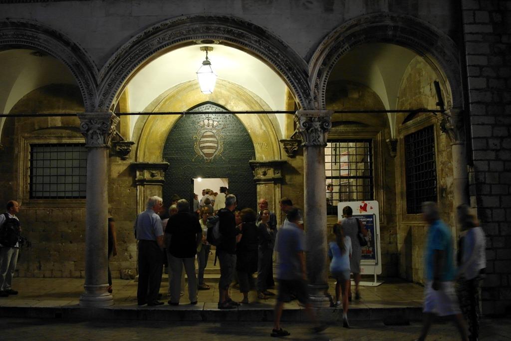 sponza museum godubrovnik travel croatia