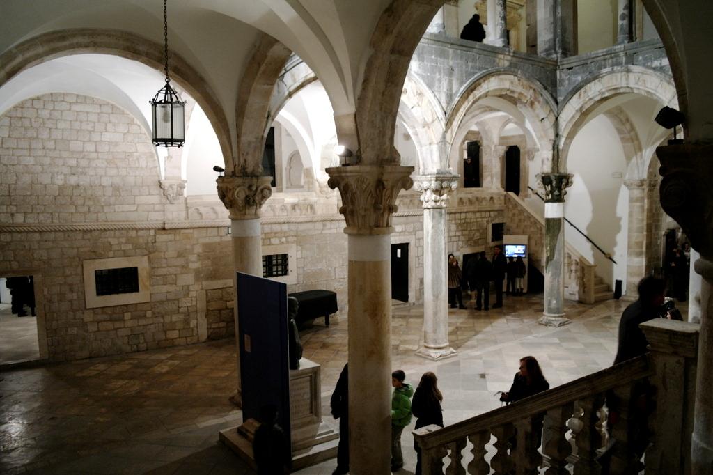 sponza museum godubrovnik art culture