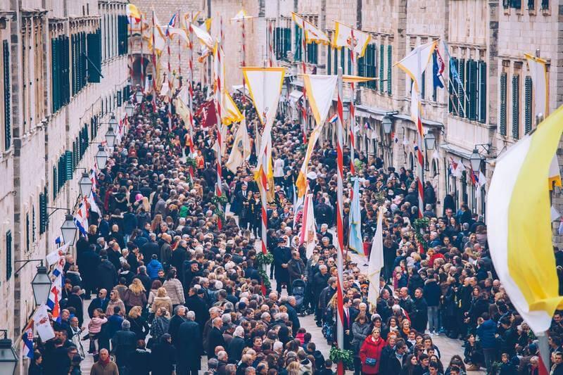 tourism visit dubrovnik in winter Josipa Dragun Dubrovnik winter festival
