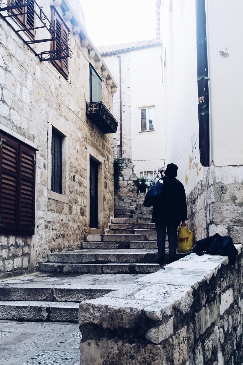 Orlando Dubrovnik travel explore
