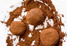 Croatian Chocolate Balls Truffles Croatian Easy Cake Recipes