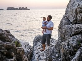 tata i dijete