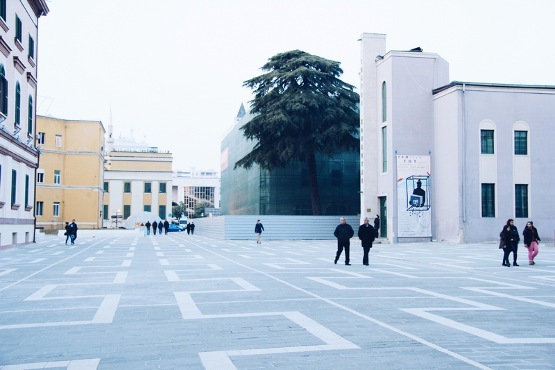 Centar mostovi Putovanje TZ Skoplje Makedonija