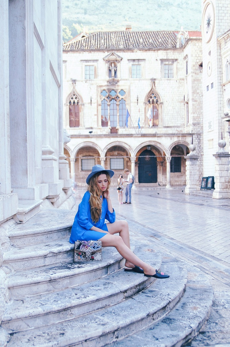 Amra Beganovich Travel Blogger Dubrovnik Croatia