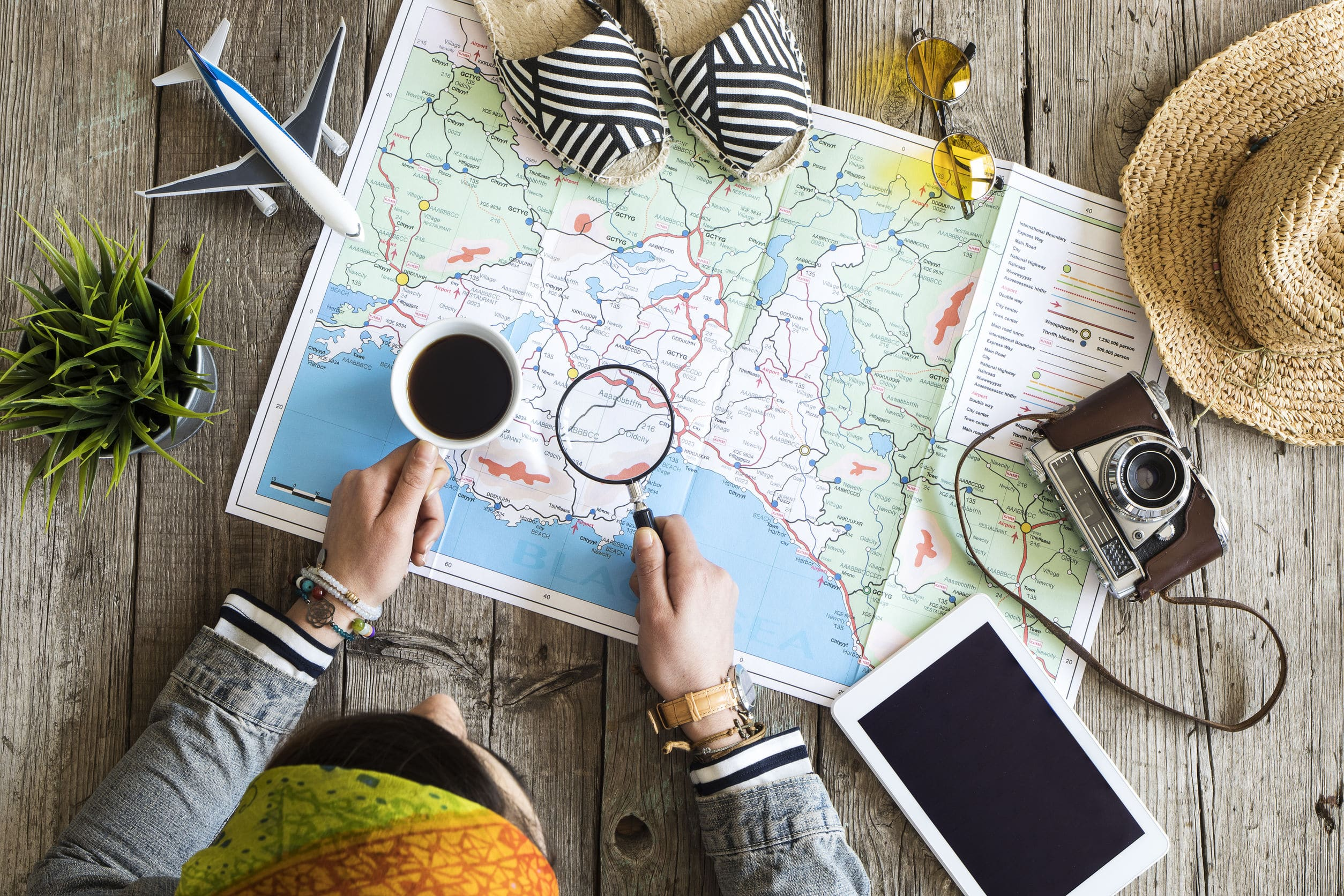 travel plan itinerary