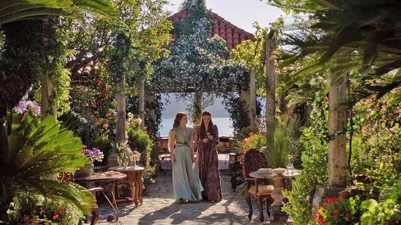 trsteno game of thrones filming location
