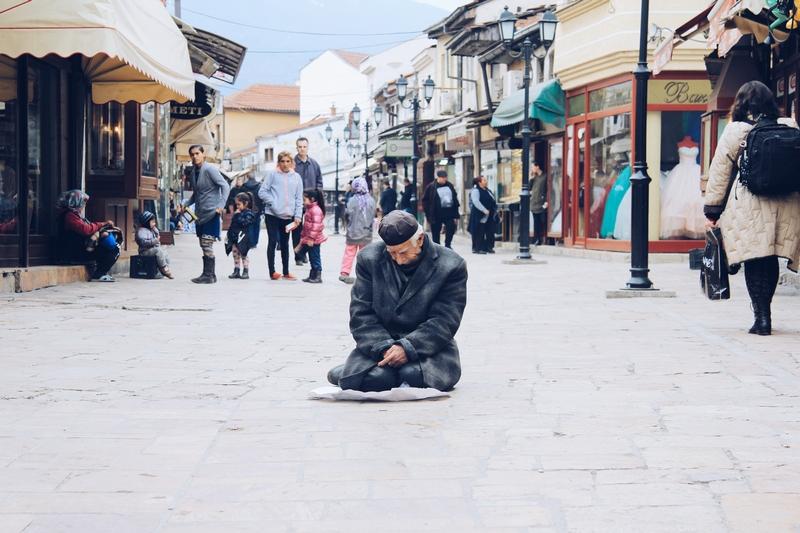 siromaštvo mostovi Putovanje TZ Skoplje Makedonija