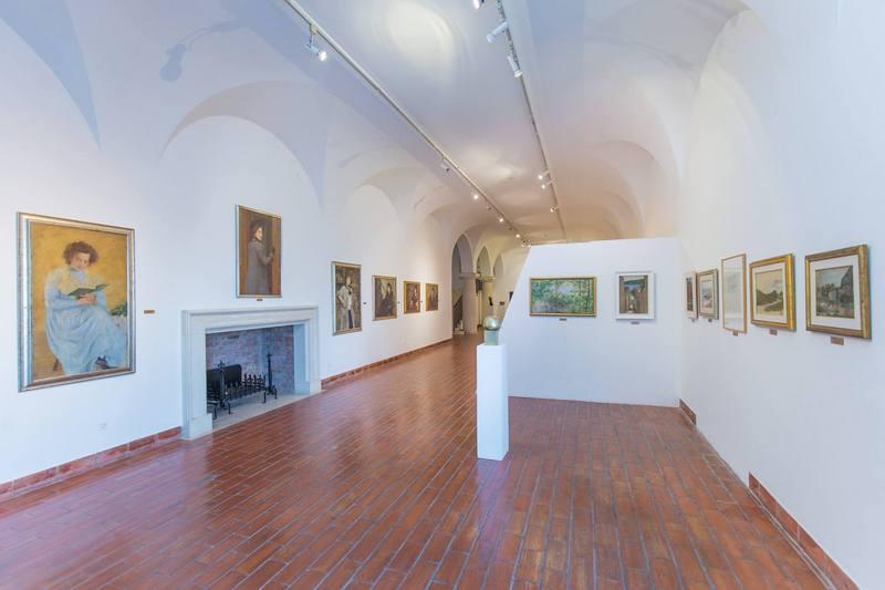 umjetnicka galerija dubrovnik noć muzeja izložbe