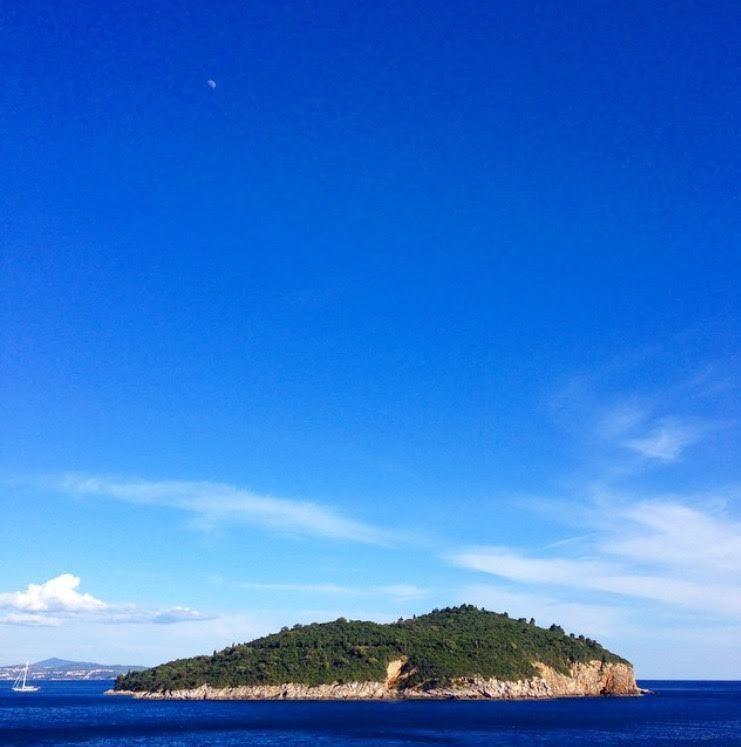 dubrovnik island lokrum