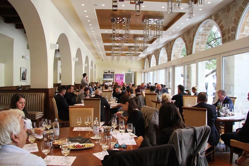 Restoran Klarisa degustacija vina