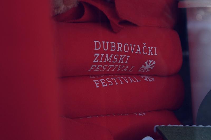Vrtlar Dubrovački zimski festival GoDubrovnik instalacija