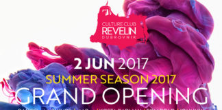 reviln grand opening