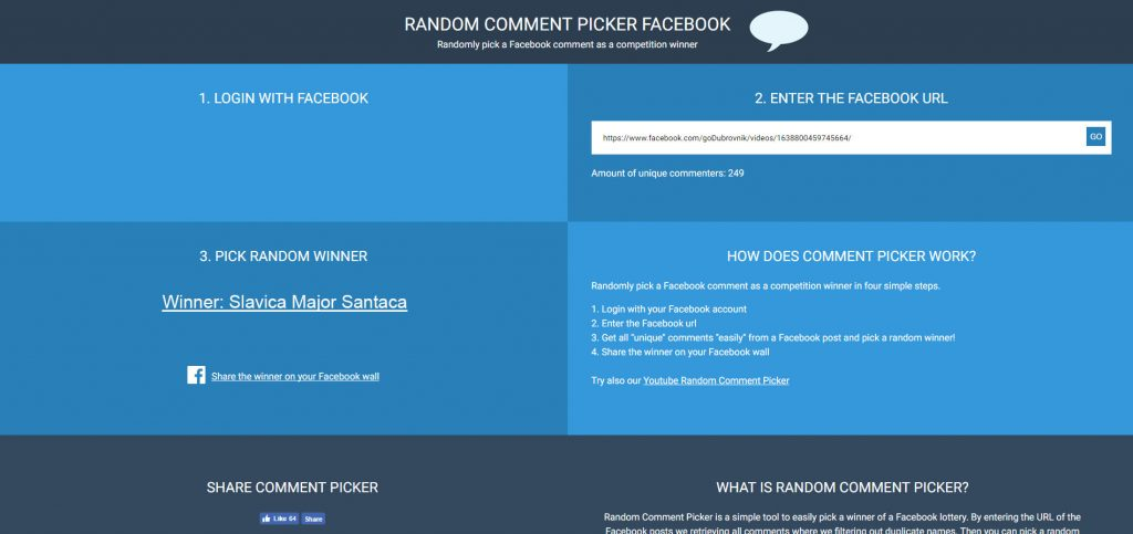 winner godubrovnik giveaway