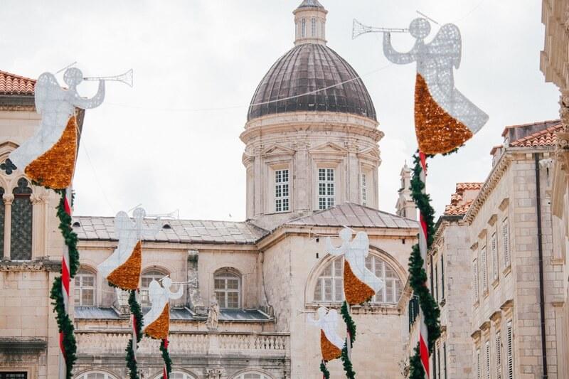 Dubrovnik Winter Festival Uber Chrismtas