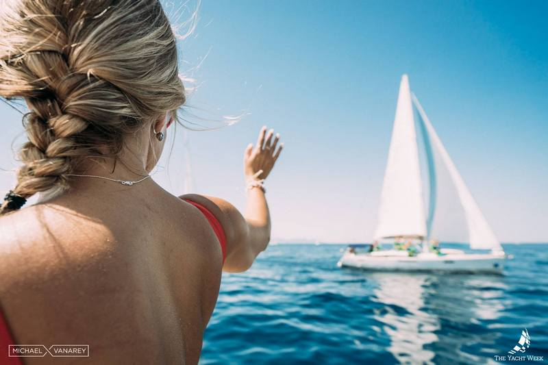 yacht week Croatia summer Dubrovnik GoDubrovnik yachting