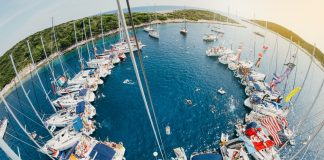 yacht week Croatia summer Dubrovnik GoDubrovnik food cover