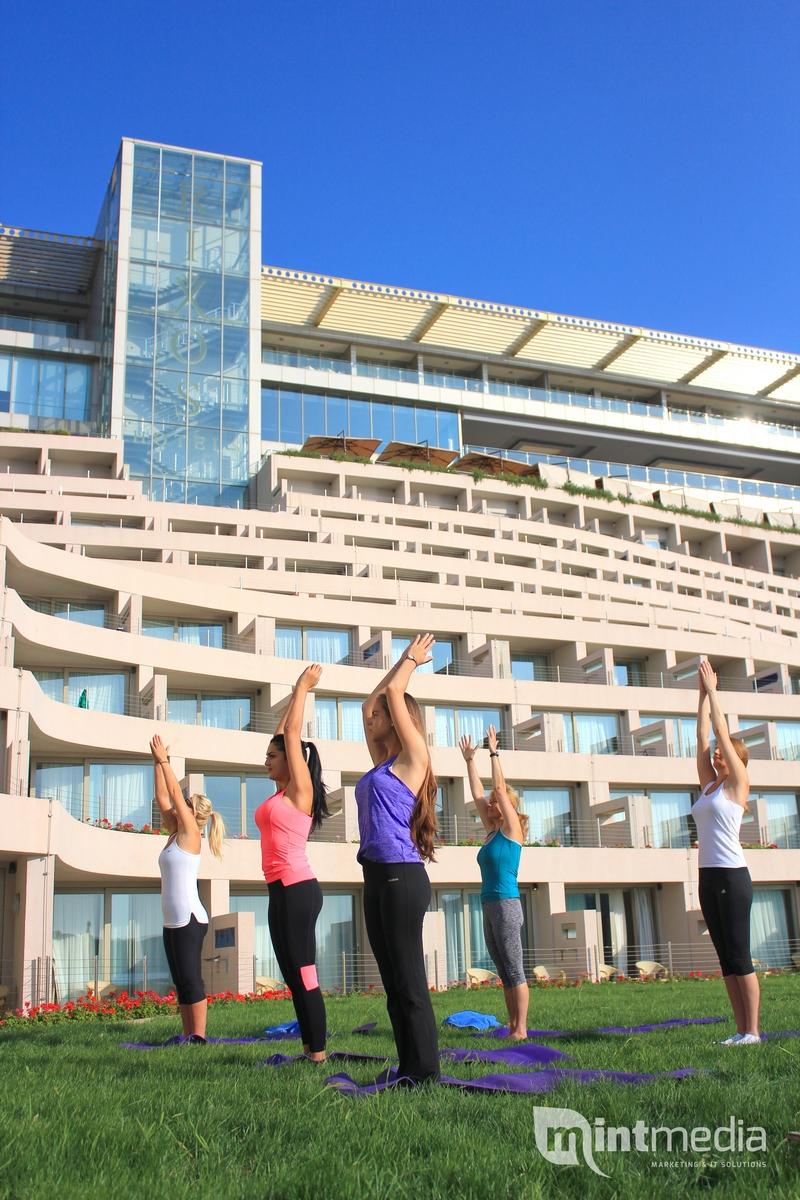 Yoga Rixos Hotel Dubrovnik GoDubrovnik