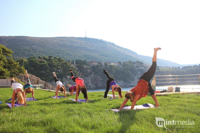 Dubrovnik Yoga GoDubrovnik Rixos