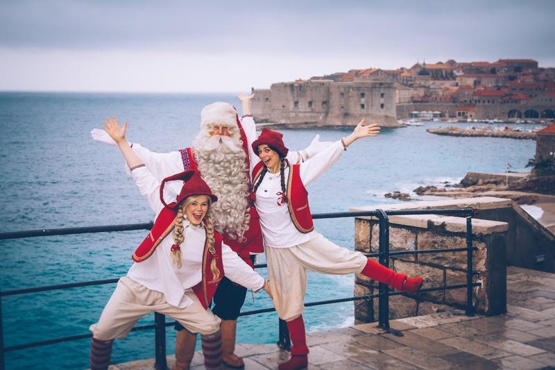 festival in Dubrovnik Winte in Dubrovnik