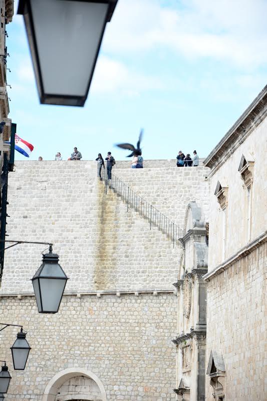 City walls Dubrovnik GoDubrovnik